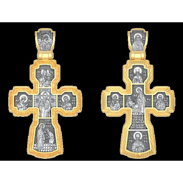 """Крест  """"Целители"""""""