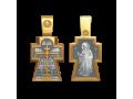 Крест  «Голгофа. Преподобный Марк Пещерник»