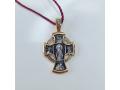 Крест православный «Деисус. Ангел Хранитель»
