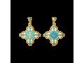 Крест православный  Процветшие Сердца. «Господи помилуй меня»