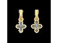 Крест православный «Распятие. Казанская икона Божией Матери»