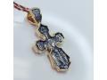 Крест православный «Введение во храм Пресвятой Богородицы»