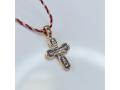 Крест «Распятие. Господи Иисусе Христе помилуй мя грешнаго»