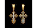 Крест «Распятие. «Господи спаси и сохрани мя»