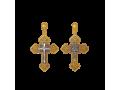Крест «Распятие. «Силою Креста Твоего сохрани нас, Господи»