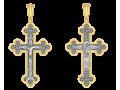 """Крест """"Распятие.Ангел Хранитель"""""""