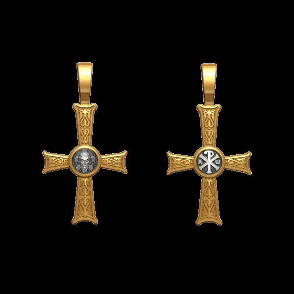 Крест «Спас Нерукотворный. Хризма»