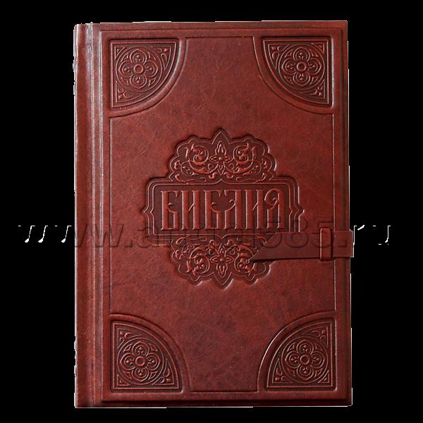 Библия большая Арт 002 з