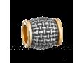 Бусина Корзиночное плетение арт 114-064сз