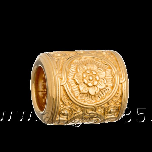 Бусина Роза арт 114-020з