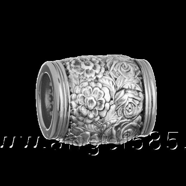 Бусина Розовый сад арт 114-013с