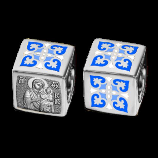 Бусина Смоленская икона Божьей Матери