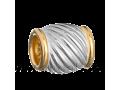Бусина Спираль арт 114-009сз