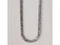 Серебряная цепочка с молитвой Отче Наш
