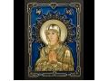 Икона. Икона Божией Матери Умягчение злых сердец (Семистрельная).