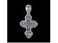 Распятие Христово, Александр Невский, Димитрий Донской, Сергий Радонежский. Архангел Михаил. Православный крест