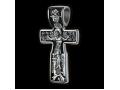 Распятие Христово. Николай Чудотворец. Три Святителя. Православный крест.