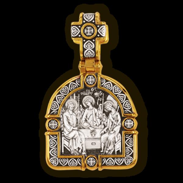Святая Троица. Образок.