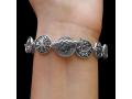 Браслет Православные символы бриллиант (арт.797.04.08.67)