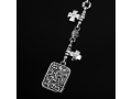 Браслет Святая Блаженная Матрона Московская бриллианты, аметист (арт. 617.05.08-20.47)