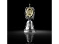 Колокольчик Икона Святая Троица бриллианты, цитрин