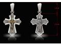 Крест нательный СВ.М.Ирина (арт.680.05.00.37)