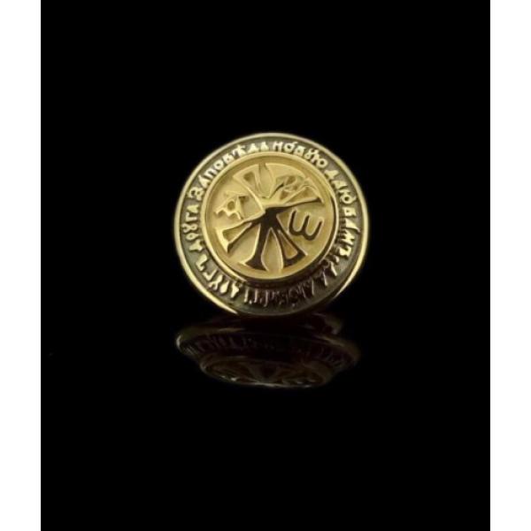 Значок Хризма (арт.864.12.00.55) эмаль