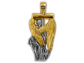 Ангел Хранитель несущий крест арт 102-280сз