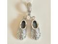 Чудо Святителя Спиридона стоптанный тапочек (туфелька) двойной