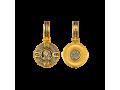 Казанская икона Божией Матери нательная иконка артикул 8344
