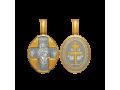 ИКОНА БОЖИЕЙ МАТЕРИ «ВСЕЦАРИЦА» 18.004
