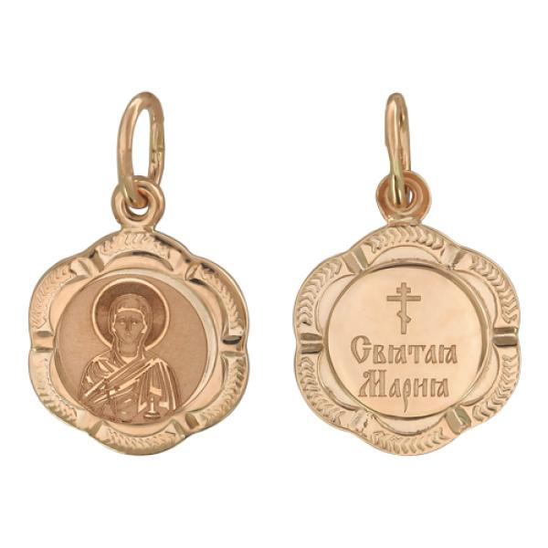 Православная подвеска (арт. 01П011253)