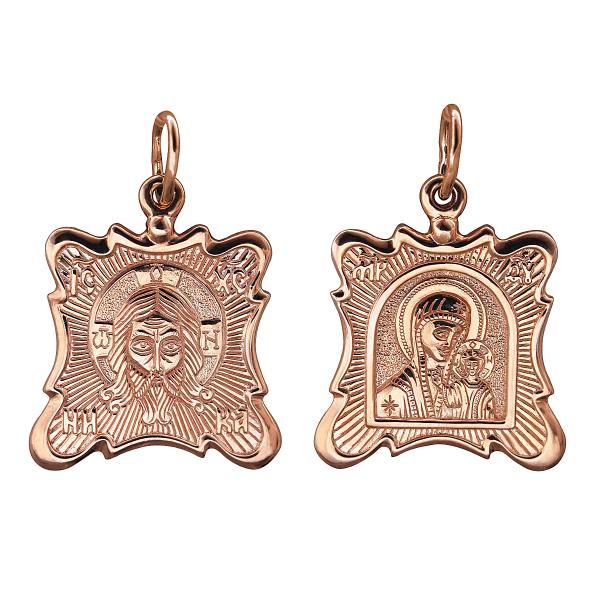 Православная подвеска (арт. 01П013365)