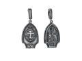 Православная подвеска (арт. 01П053106Ч)