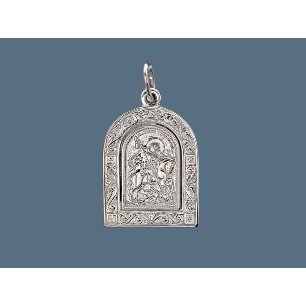 Православная подвеска (арт. Б4П052528Н)
