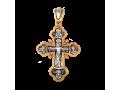 Распятие Христово Александр Невский Димитрий Донской Сергий Радонежский Архангел Михаил Православный крест