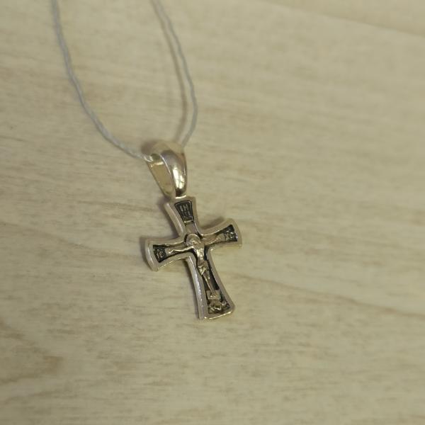 Крест крс 071 православный нательный