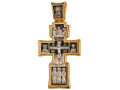 Распятие Христово Апостолы Петр и Павел, Святая Троица, Николай Угодник, Три Святителя, Покров Пресвятой Богородицы Православный крест