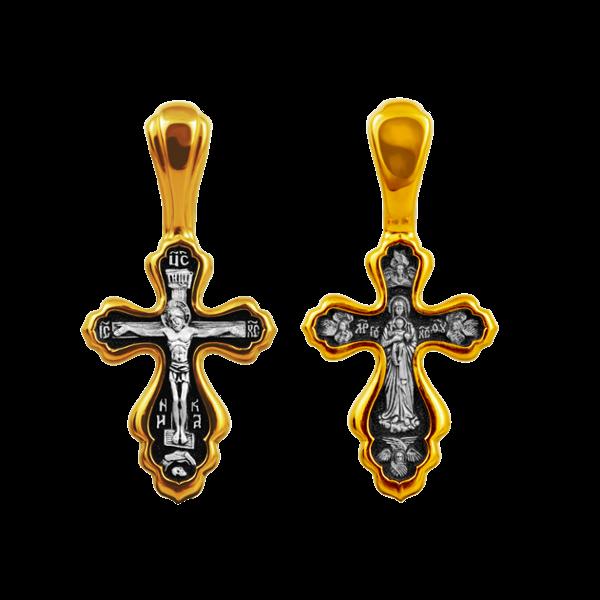 Распятие Христово Валаамская икона Пресвятой Богородицы Православный крест